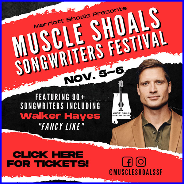 Muscle Shoals Songwriters Festival