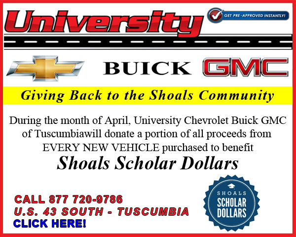 University Chevy GMC Buick