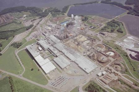 International Paper's Courtland Plant to close