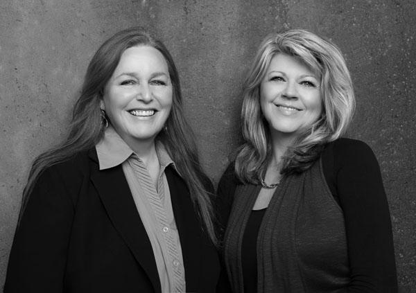 Cindy Walker & Marie Lewey